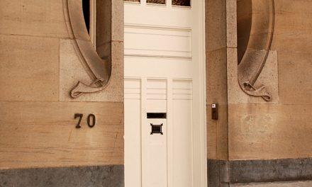 La Maison Taelemans: une maison show-room Art Nouveau au coeur de Bruxelles